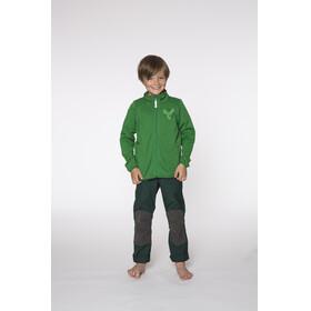 Elkline Rübe Fleece Jacket Kids ferngreen